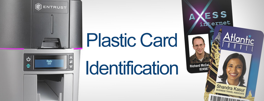 Plastic Card Identification
