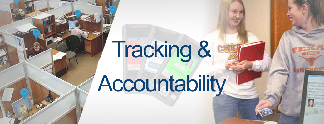 Tracking and Accountability