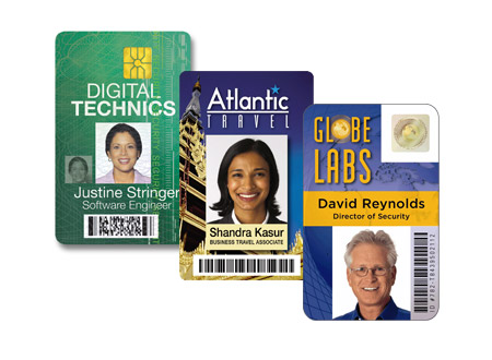 Corporate ID Badges