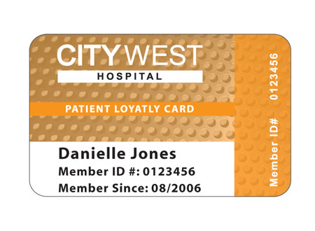 Patient Loyalty Card