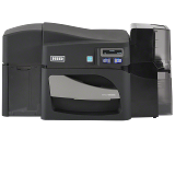 Fargo DTC4500e ID Card Printer and Encoder