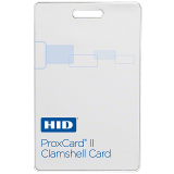 HID ProxCard II® Clamshell Card HID branded